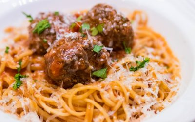 The Best Spaghetti and Meatball Recipe
